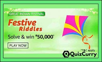 Festive Riddles Quiz Answers