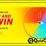 Amazon Spin and Win Quiz Answer (Amazon Pay UPI)
