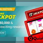 "Amazon FunZone Jackpot Quiz Answers ""Special Edition"""