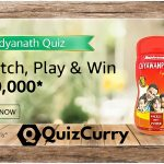 Amazon Baidhyanath Quiz Answer today: win Rs.10,000/-