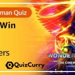 Amazon Wonder Woman Quiz Answers win Rs 10000 pay balance