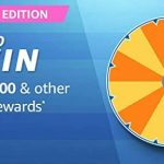Amazon February Edition Spin and Win Quiz Answers