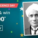 Amazon National Science Day Quiz Answers win Rs. 20000 Pay Balance