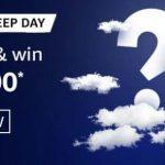 Amazon World Sleep Day Quiz Answers win Rs. 50000 Pay Balance